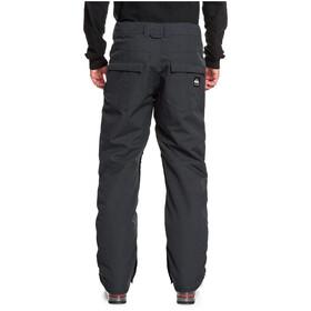 Quiksilver Estate Snowboard Pants Men black heather